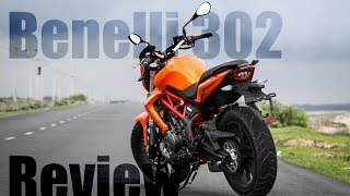 Benelli 302 Review & Testride!