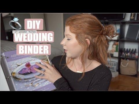 DIY WEDDING PLANNER   EASY & CHEAP