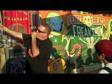 The Venice Beach Freak Show as Presented by Todd Ray