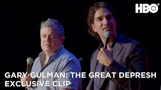Gary Gulman: The Great Depresh   A Conversation About Depression (Exclusive Full Clip)   HBO