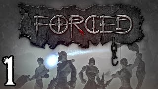 James and Mitch Play Forced -  Feel the Wrath