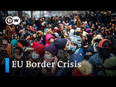 Why is the situation at the Greece-Turkey border escalating? | DW News