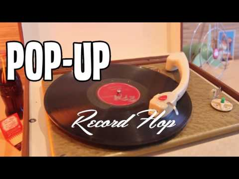 The Teen Queens - Just Goofed (1956) - presented by Pop-Up Record Hop