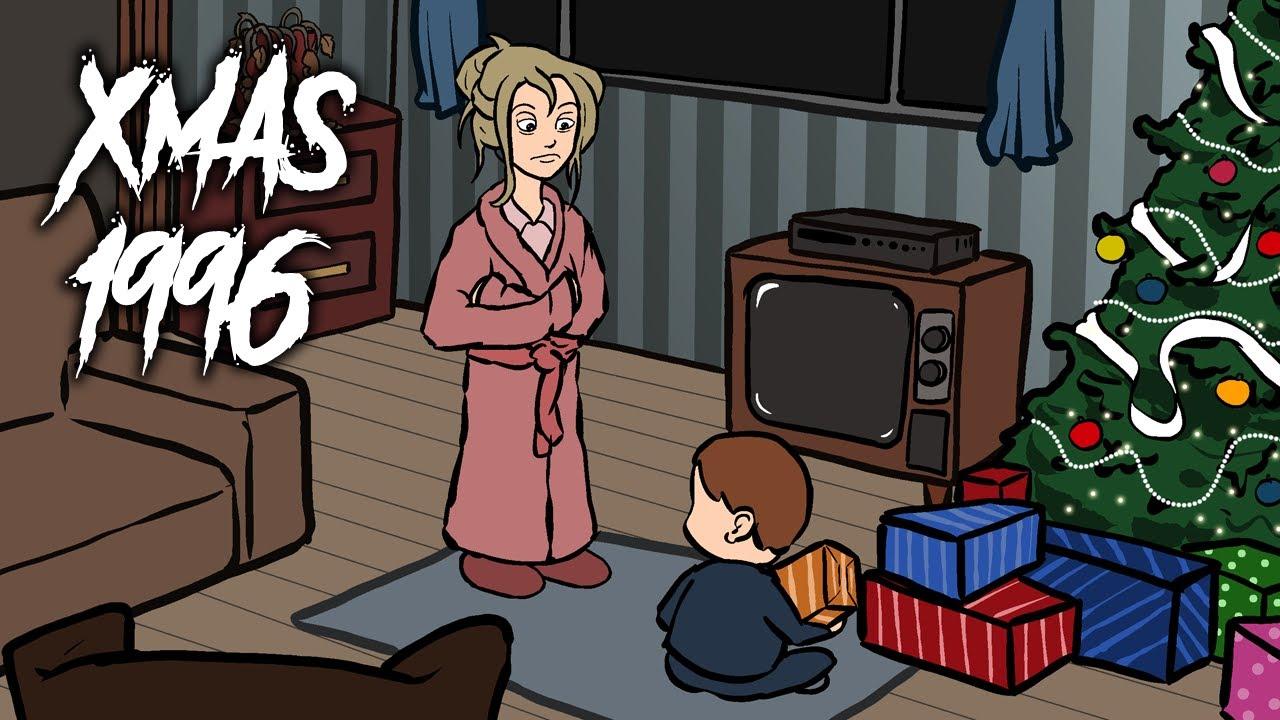 Christmas 1996 - Scary Story Animated