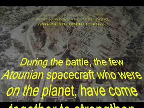 Atomic battles in ancient times! -  2011 - Nibiru Year - Captain Bill