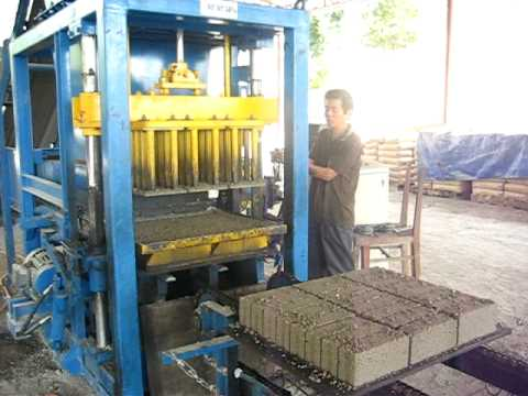 Cement Brick Machine CBM300