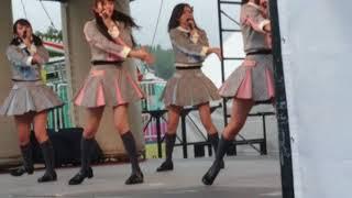 20171028 AKB48 Team8 常石フェスティバル 1部 『言い訳メイビー』 『希望的リフレイン』 『ポニーテールとシュシュ』 出演メンバー 山田菜々美...