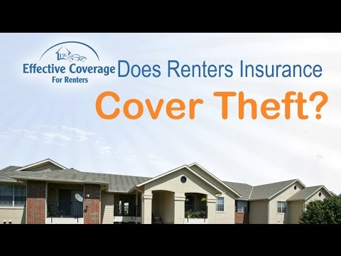 does renters insurance cover theft youtube. Black Bedroom Furniture Sets. Home Design Ideas