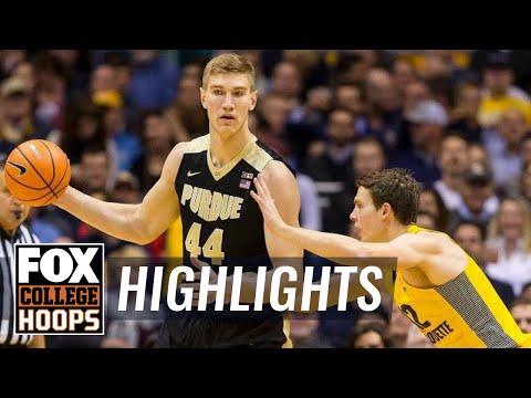 Purdue vs Marquette | Highligh marquette
