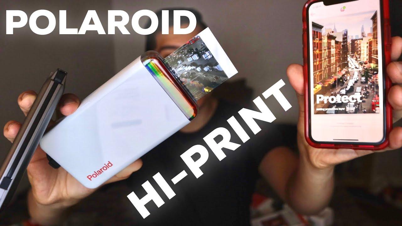 Polaroid Hi Print Is Youtube