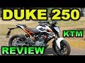 Ktm Duke 250 | Review Test Ride En Español 😎 Blitz Rider