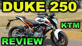 KTM DUKE 250 | Review Test Ride en Español 😎 Blitz Rider
