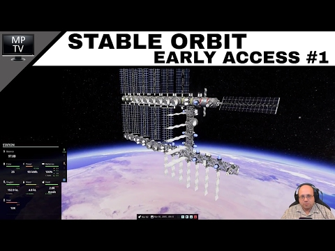 Stable Orbit - Early Access #1