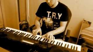 Ludovico Einaudi - Fly (OST Intouchable 1+1 Неприкасаемые) на синтезаторе Casio wk-6600