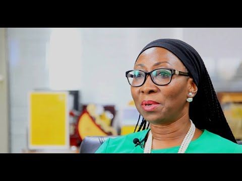 Conversation with Amina Oyagbola on Coach Training
