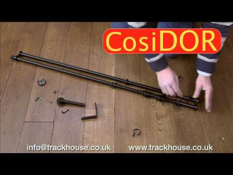 Assembling the Cosidor rods