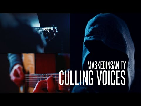 TOOL 'Culling Voices' Acoustic Instrumental Guitar Cover by Maskedinsanity