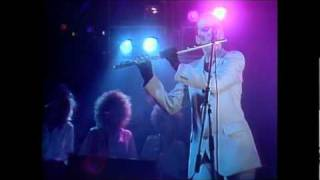 Eurythmics Never Gonna Cry Again Live from Heaven 1983