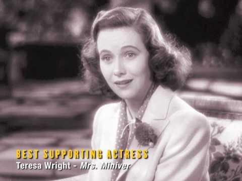 1942 Oscar Winners