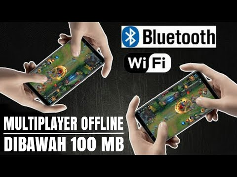 Top 7 Game Multiplayer Offline Lan Local Wifi Hotspot / Bluetooth Di Bawah 100 MB ( NO INTERNET )