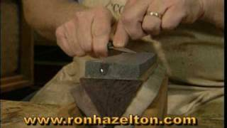 How To Sharpen A Jack Knife Or Wood Carving Knife