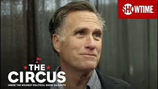 Mitt Romney Discusses His Political Career, Sports, & President Trump | THE CIRCUS | SHOWTIME