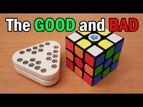 GAN356 Air SM : The Good and Bad  SpeedCubeShop.com