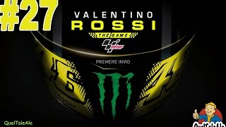 Valentino Rossi The Game - Gameplay ITA - Carriera#27 - Esordio in Motogp