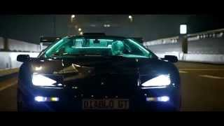 Gorgon City Feat Katy Menditta Imagination Night drift super car