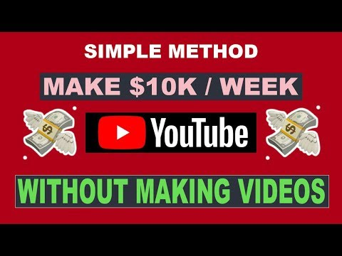 How To Earn $520,000 On Youtube With Simple Trick ( Make Money Online )