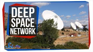 The Deep Space Network: A Communication Hub That Also Does Science!