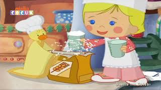 Damla'nın Dolabı | Pasta Yapıyoruz | minika ÇOCUK