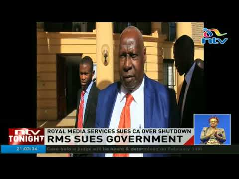 Royal Media Services sues Communications Authority over shutdown