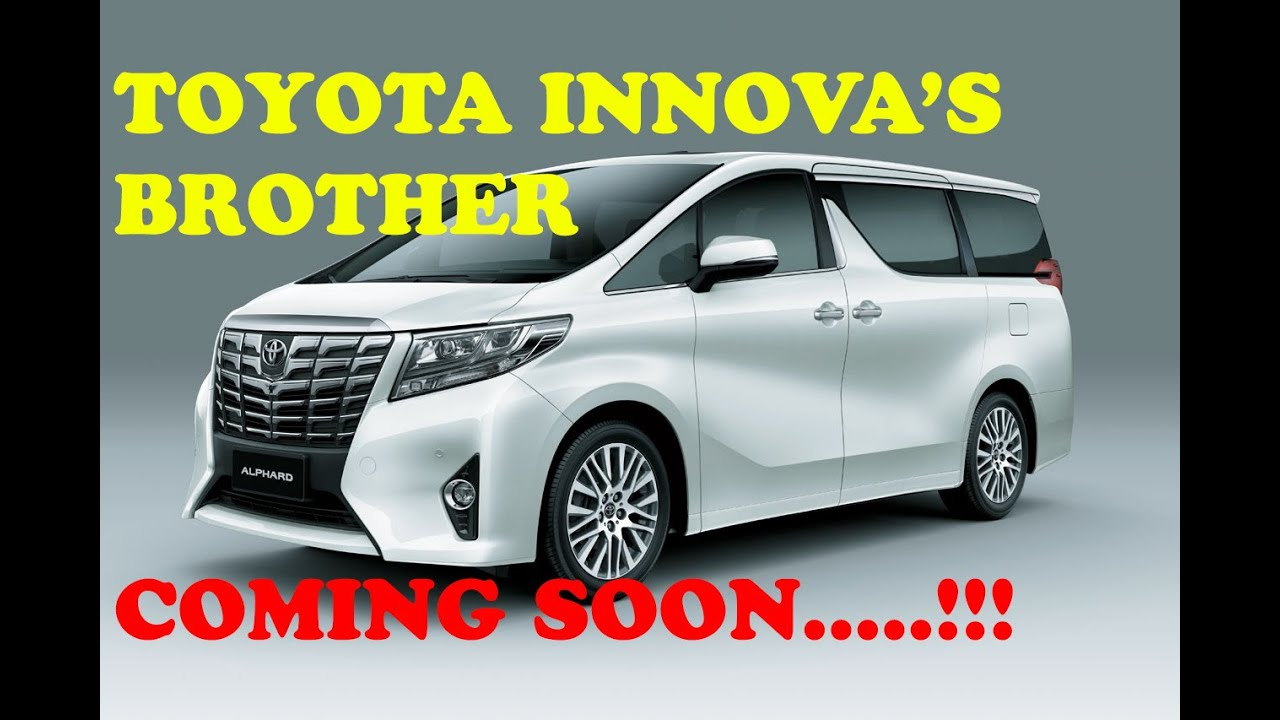 toyota alphard first overview upcoming car toyota top best latest toyota upcoming car youtube
