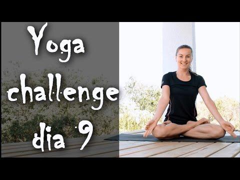 Yoga - Día 9: Padmasana (Loto) Vinyasa Preparación