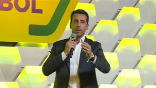 Resumo do tema Gestão Esportiva no Somos Futebol 2017