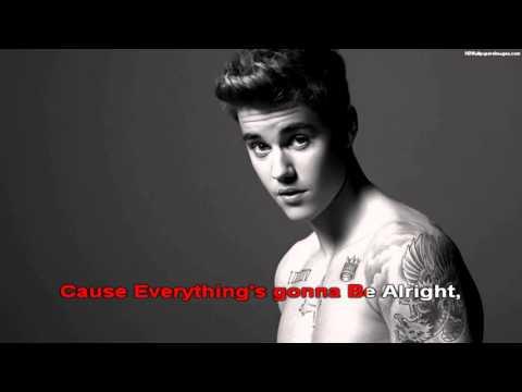 Be Alright Lyrics  | Justin Bieber | Lyric Karaoke