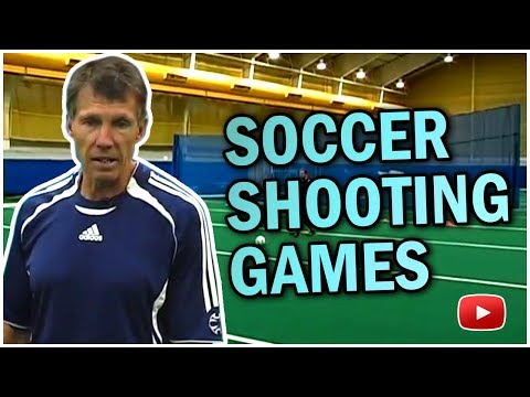 Winning Soccer Youth Soccer Games - Shooting Games Featuring Coach Dr. Joseph Luxbacher