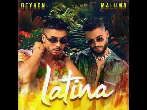 Download Reykon-Latina Ft. Maluma