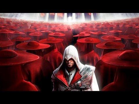Assassin's Creed: Brotherhood - E3 2010: Awesome CGI Trailer | HD