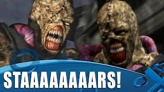Resident Evil 3 - STAAAARS!