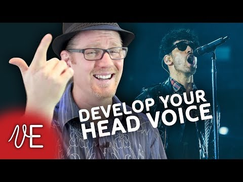 How To Sing With A STRONG HEAD VOICE: With Singing Exercises | #DrDan 🎤