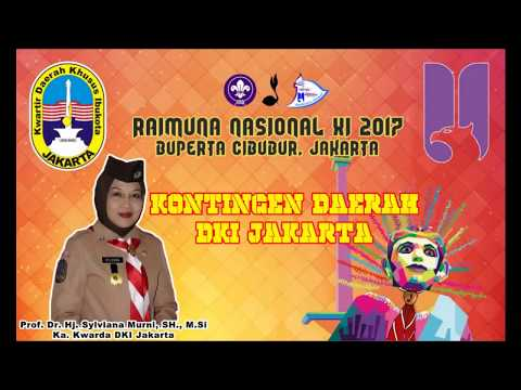 RAINAS XI 2017 - KONDA DKI JAKARTA Pentas Seni dan Budaya