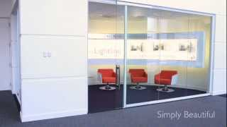 KI Introduces Lightline Movable Wall: NeoCon 2012