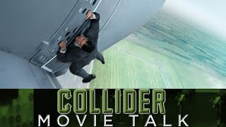 Collider Movie Talk - MISSION: IMPOSSIBLE ROGUE NATION Review,  GAMBIT Begins Shooting In Fall