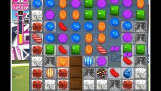 Candy Crush Level 235 - 3 Stars No Boosters