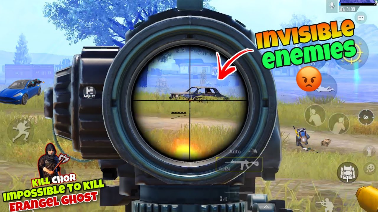 😱 INVISIBLE ENEMIES VS KILL CHOR | MOST INTENSE FIGHT AGAINST CHEATERS