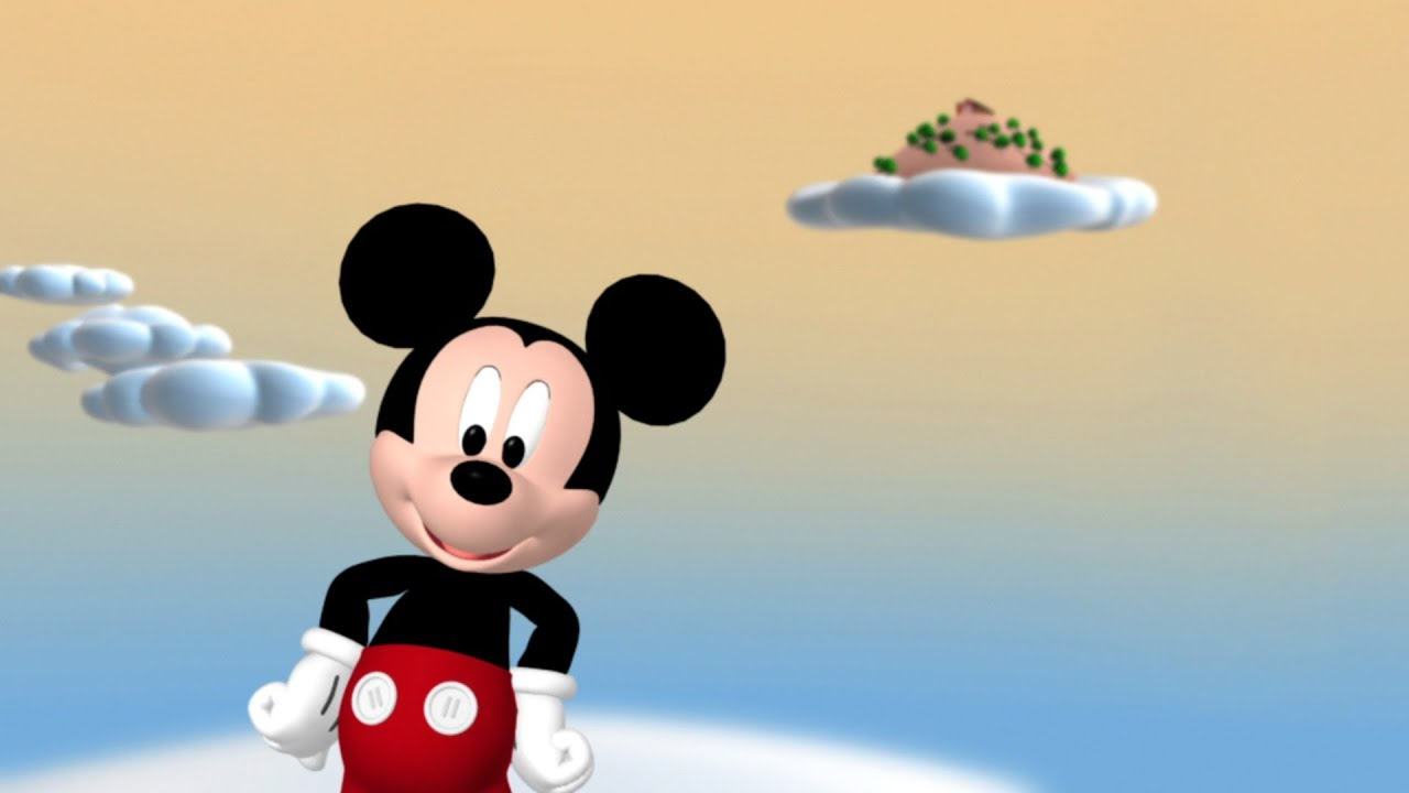 Mickey Mouse Clubhouse  S 1 E 6  Donald And The Beanstalk
