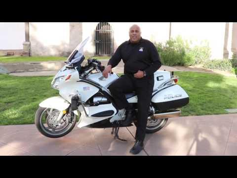 San Gabriel Police Chief Harris February 2017