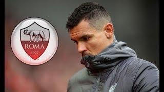 Dejan Lovren welcome to AS Roma 2019